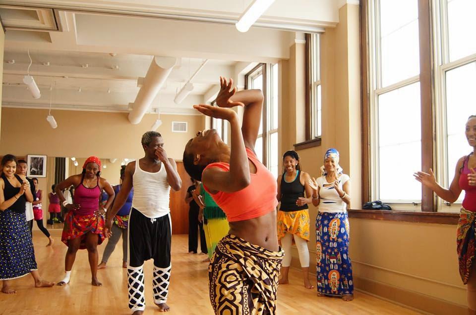 Malena dance 1