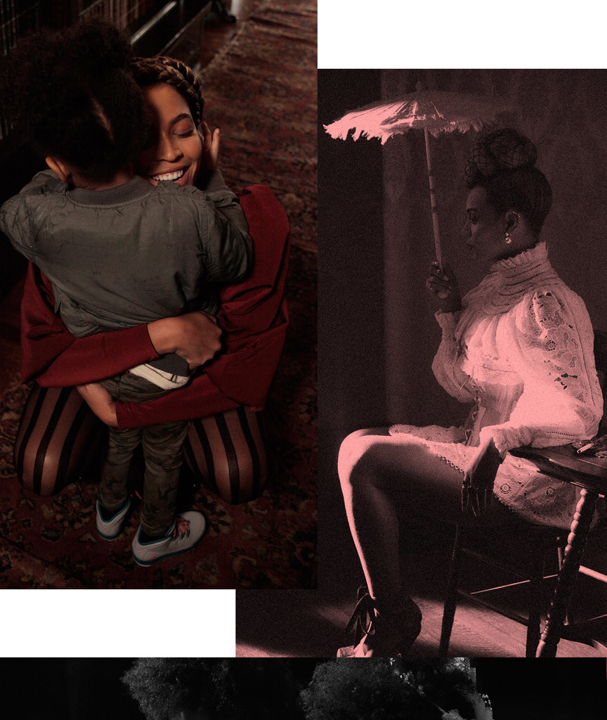 Beyonce-Blue-Ivy-Behind--Scenes-Formation-Pictures