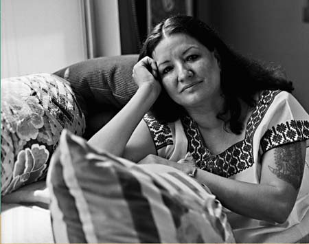 sandra cisneros essays Sandra cisneros was born the daughter of a mexican-american mother and a mexican immigrant father she grew up as the only daughter of a family of 7 children.